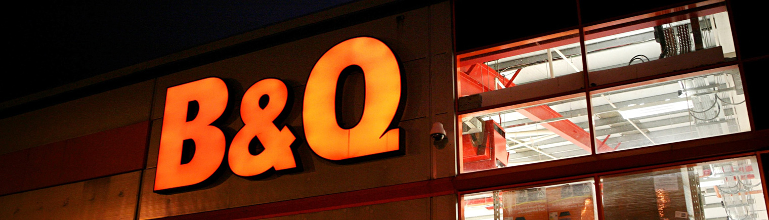 B&Q – Sales through Service solution for store teams